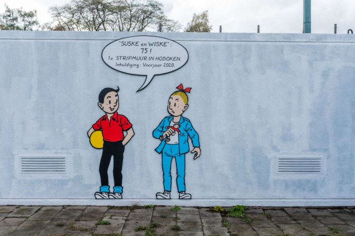 Stripmuur op komst vlak bij begraafplaats Schoonselhof