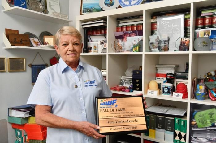 Vera Van den Bossche allereerste vrouw die baas wordt van wereldwijde waterskisportfederatie