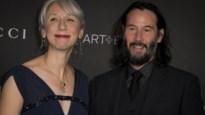 Zelden gebeurd: Keanu Reeves toont vriendin op de rode loper