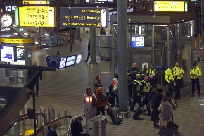 """""""Verdachte"""" situatie aan boord van vliegtuig op Schiphol is foutje: """"Alarm werd per ongeluk geactiveerd"""""""