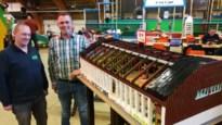 Schaalmodel van binnenspeeltuin Raf & Otje is blikvanger tijdens derde Legobeurs