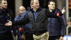 """Vrancken: """"Te karig beloond voor ons dynamisch voetbal"""""""