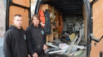 Dief haalt bestelwagen leeg: dakwerker is alle materiaal kwijt en moet klanten afbellen