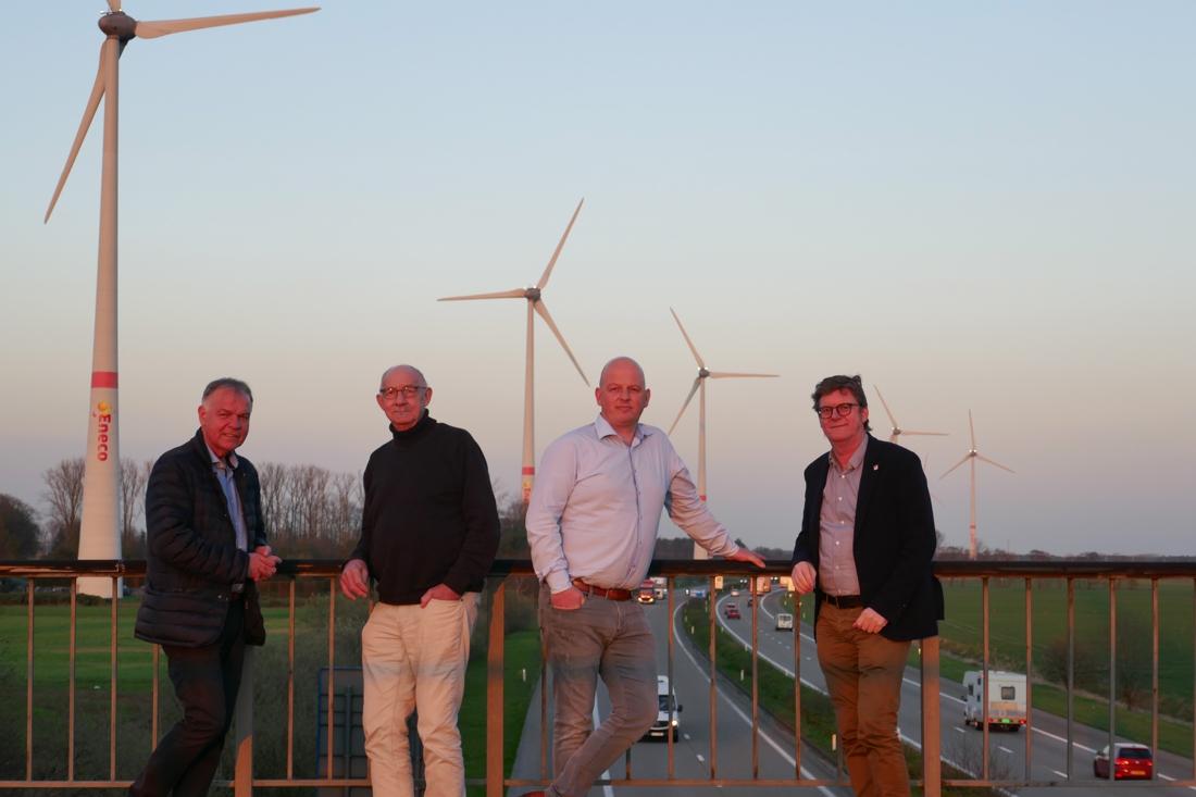"""Bewoners vragen Engie om deel van opbrengst windmolen in dorpsfonds te storten: """"Wij alle lasten en zij alle l - Gazet van Antwerpen"""