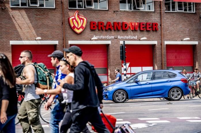 Racisme, gepest en beelden van stervend slachtoffer: het brandt bij Amsterdamse brandweer