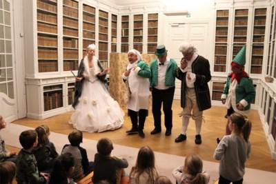 'Kerstmagie' neemt toeschouwers mee op theaterwandeling door Kasteel d'Ursel