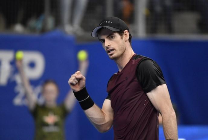 Tennisser Andy Murray maakt documentaire over zijn blessureleed