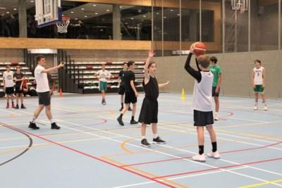 Sporthal Stadspark biedt op schoolsite onderdak aan zowat alle balsporten