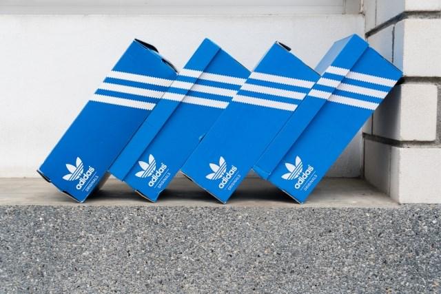 Prada gaat in zee met Adidas