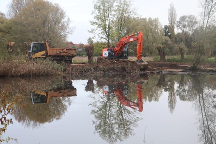 Extra buffer gaat wateroverlast tegen in Kontich-Kazerne