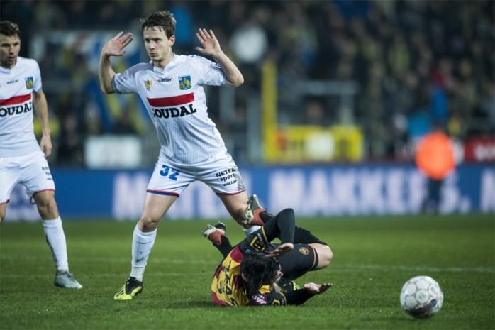 """Christophe Janssens en de voetballende drieling: """"Ik hoop dat papa vanavond voor Westerlo supportert"""""""