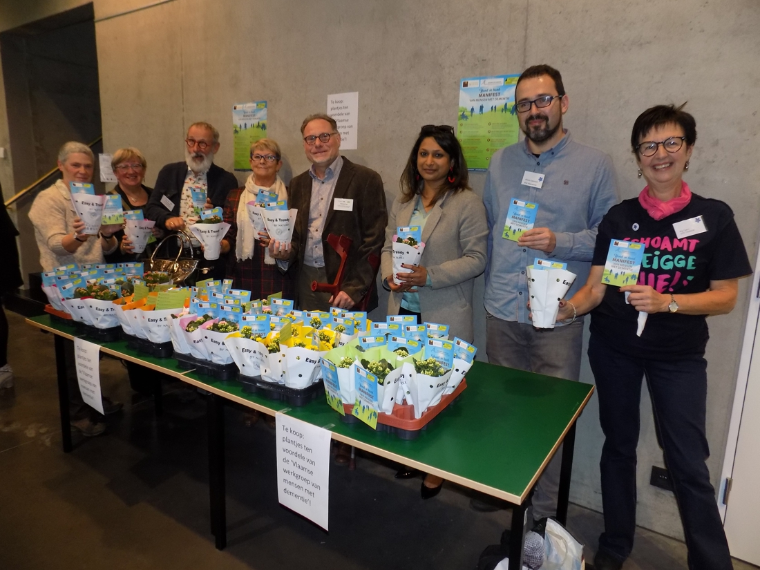 Personen met dementie krijgen stem op conferentie (Kasterlee) - Gazet van Antwerpen