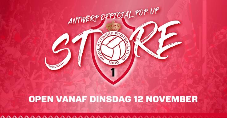 Antwerp opent volgende week nieuwe pop-up store in Wijnegem - Gazet van Antwerpen