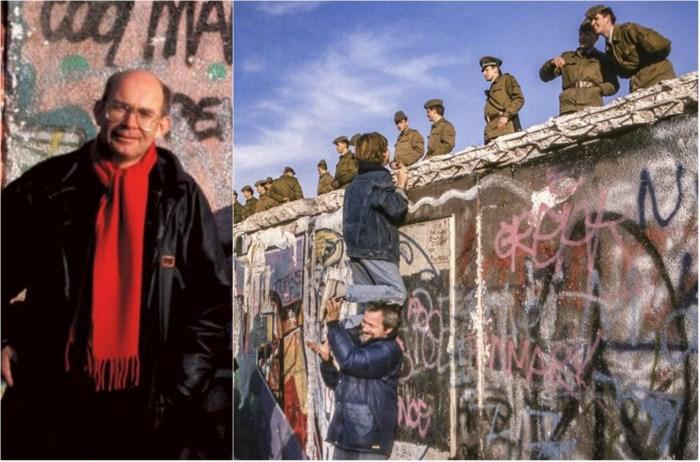 """30 jaar geleden viel de Berlijnse Muur: """"We hebben eventjes deel uitgemaakt van een historisch moment"""""""