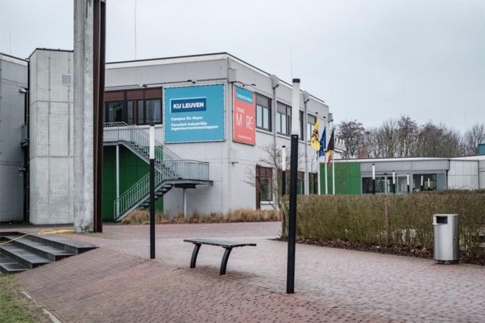 KU Leuven plant nieuw onderzoekscentrum op Campus De Nayer