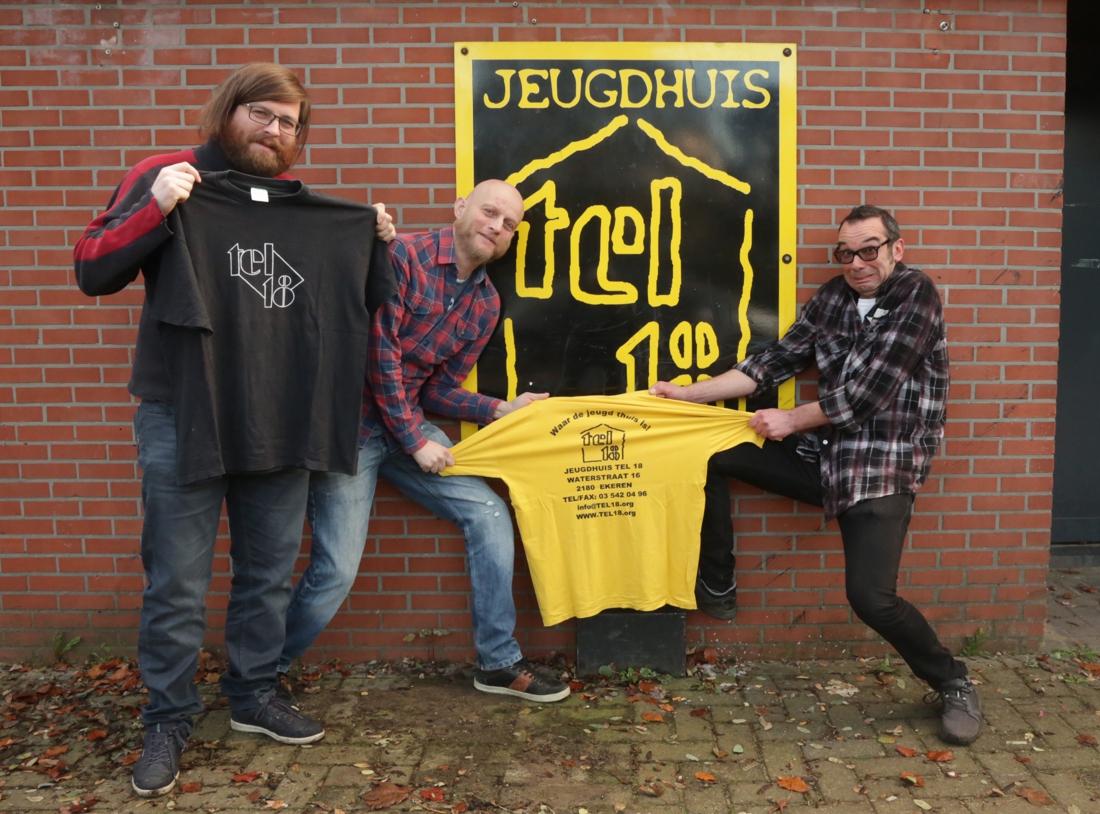 """Jeugdhuis Tel 18 organiseert reünie: """"Hopelijk wordt dit een jaarlijkse traditie"""" - Gazet van Antwerpen"""
