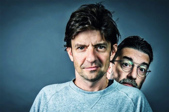 """Koen & Kris Wauters, al 35 jaar Clouseau: """"We hebben in al die jaren nooit ambras gemaakt"""""""