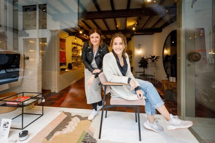 """Vriendinnen openen interieur- en lifestylezaak: """"Wij willen vreugde en plezier delen"""""""
