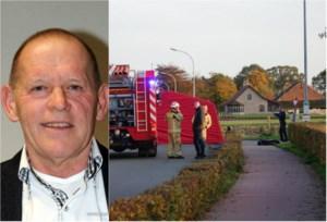 Oud-raadslid Mario Langenhuizen (69) verongelukt op fietsoversteek