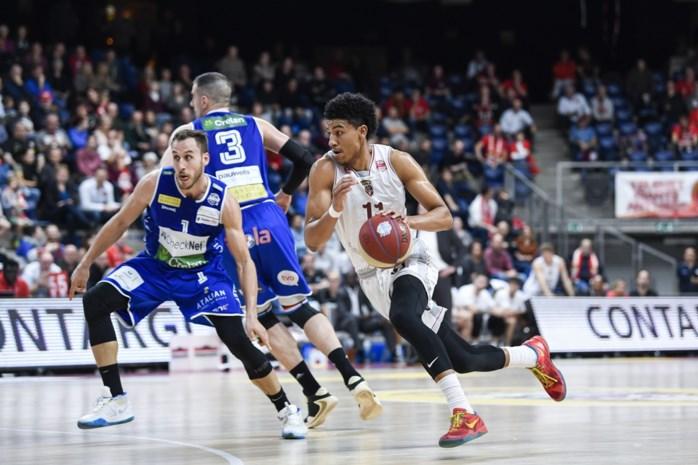 Antwerp Giants blijft ongeslagen: beklijvende match pas in vierde kwart beslist