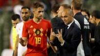 """Roberto Martinez maakt zich zorgen om Adnan Januzaj: """"Met talent alleen kom je er niet"""""""