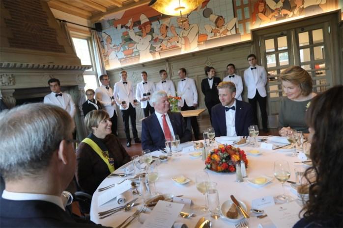 """Seppe Nobels kookt voor koningin als ambassadeur Hotelschool Koksijde: """"Ik heb haar verteld dat ik koninginnen op mijn dak heb"""""""