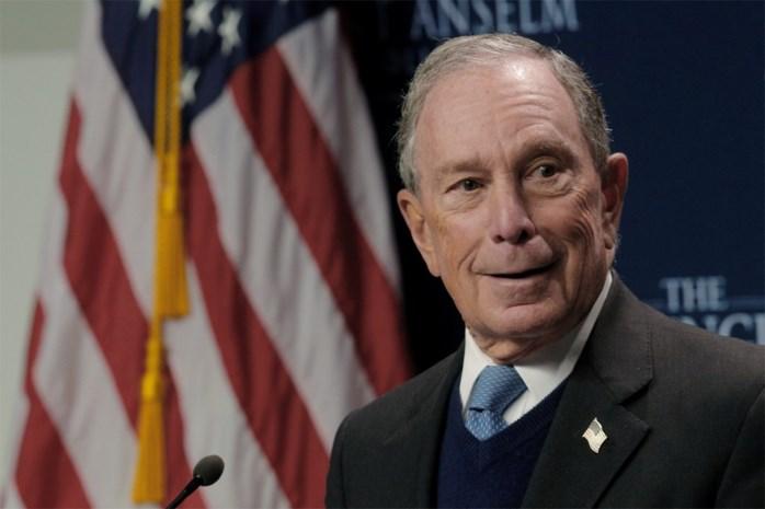 Michael Bloomberg overweegt zich kandidaat te stellen voor presidentsverkiezingen in VS