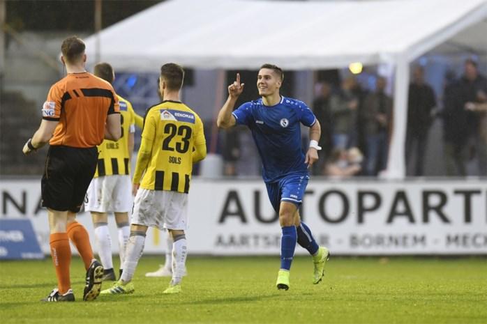 """Ex-Genk-talent Luca Polizzi timmert bij Rupel Boom weer aan de weg naar boven: """"Ik hoop nog op 1A"""""""