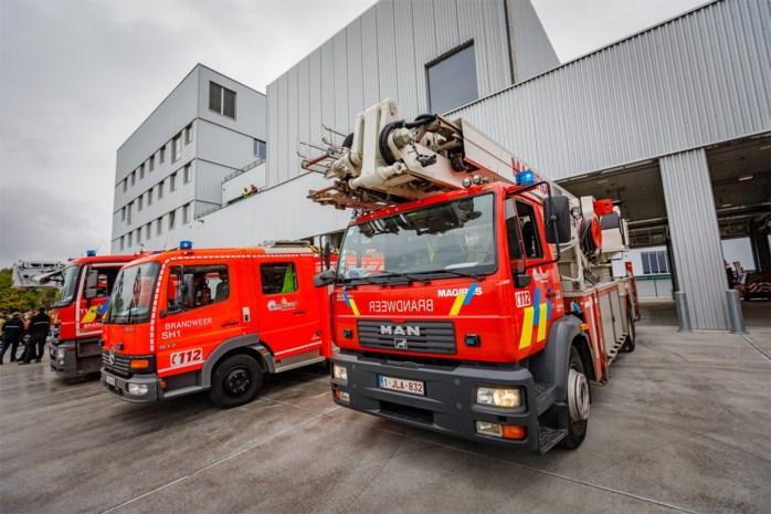 Brandweerzone investeert komende vijf jaar alleen in nieuwe kazerne in Heist