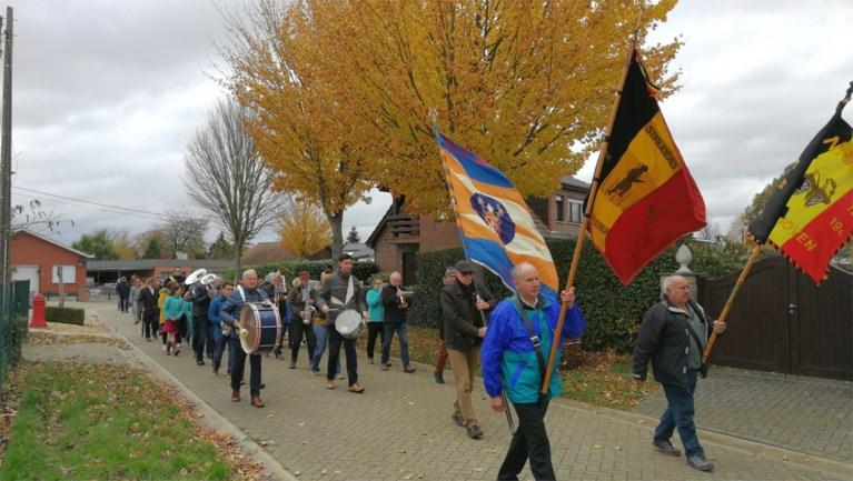 IN BEELD. 11 november in de Kempen