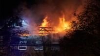 """Brand gesticht in toekomstig asielcentrum: """"Terwijl ik de brandweer belde, riep een man: 'laat maar platbranden!'"""""""