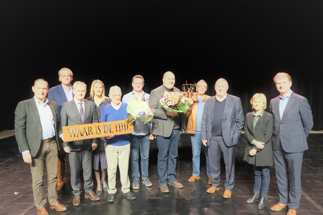 Roger Balbaert en Steve Willaert krijgen Cultuurprijs (Kapellen) - Gazet van Antwerpen