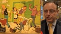 """Piet Pienter en Bert Bibber zijn terug, en daar is ook Bart De Wever blij mee: """"Op en top Antwerps"""""""
