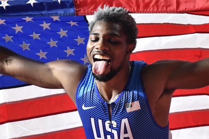 IAAF maakt vijf finalisten voor Atleet van het Jaar bekend