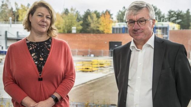 Europese primeur: Janssen Pharmaceutica sluit verwarming aan op diepe ondergrond