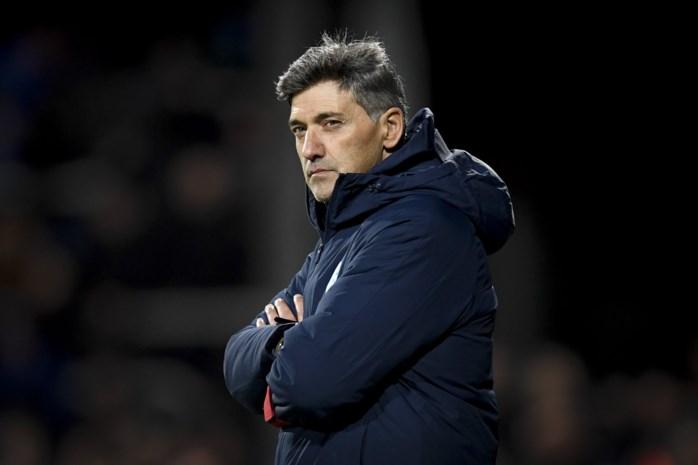 Felice Mazzu ontslagen als trainer van KRC Genk