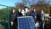 Leerlingen Sint-Lambertus bouwen weerstation