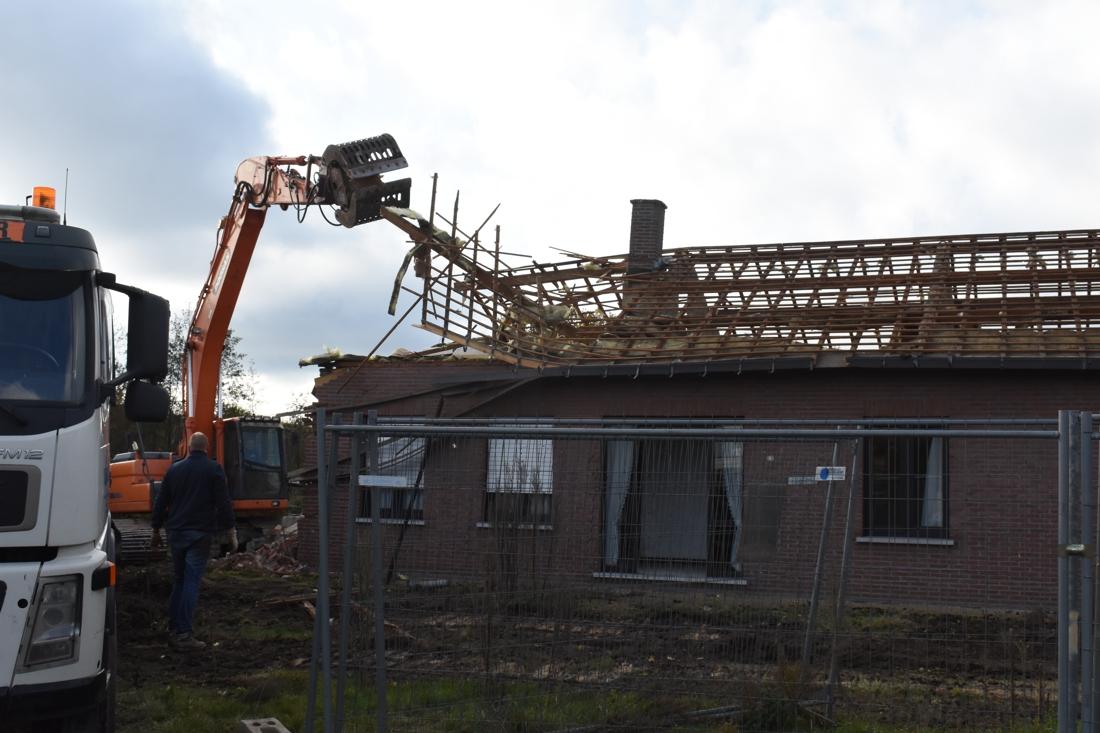 Provincie start met afbraak woning in overstromingsgebied (Balen) - Gazet van Antwerpen