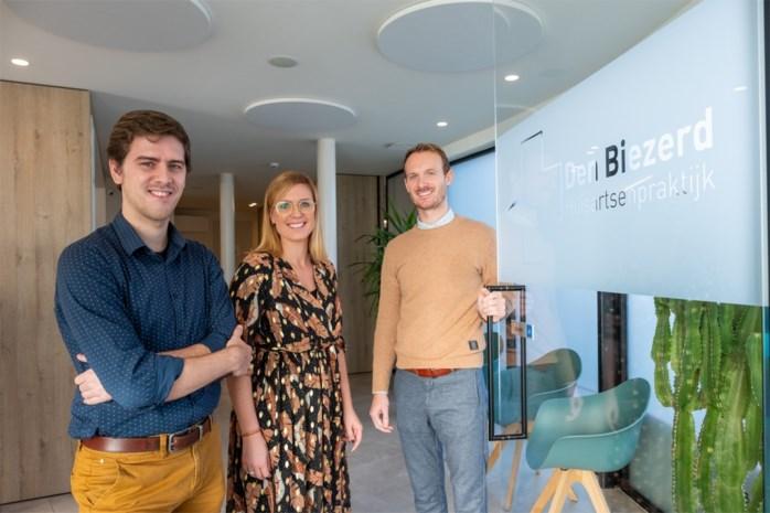 Gezondheidscentrum Den Biezerd opent de deuren: huisartsen, kinesist, psychologe en diëtisten onder één dak