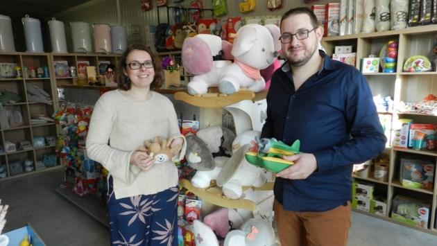"""Speelgoedwinkel De Kleine Tovenaar kiest voor ecologische aanpak: """"Duurzaam is zeker niet duurder"""""""