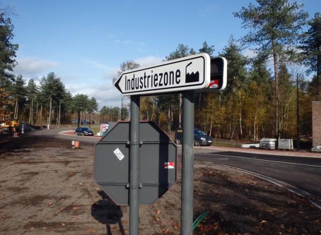 Nieuwe toegang bedrijvenpark verlost buurt van verkeersoverlast
