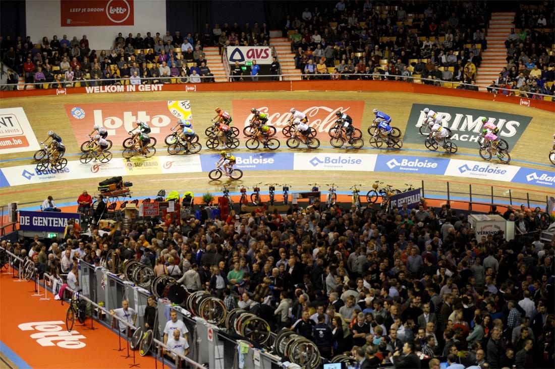 Toekomstzesdaagse van Gent gaat met slechts elf teams van start na valpartij - Gazet van Antwerpen