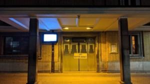 Opgelet: lift voetgangerstunnel defect