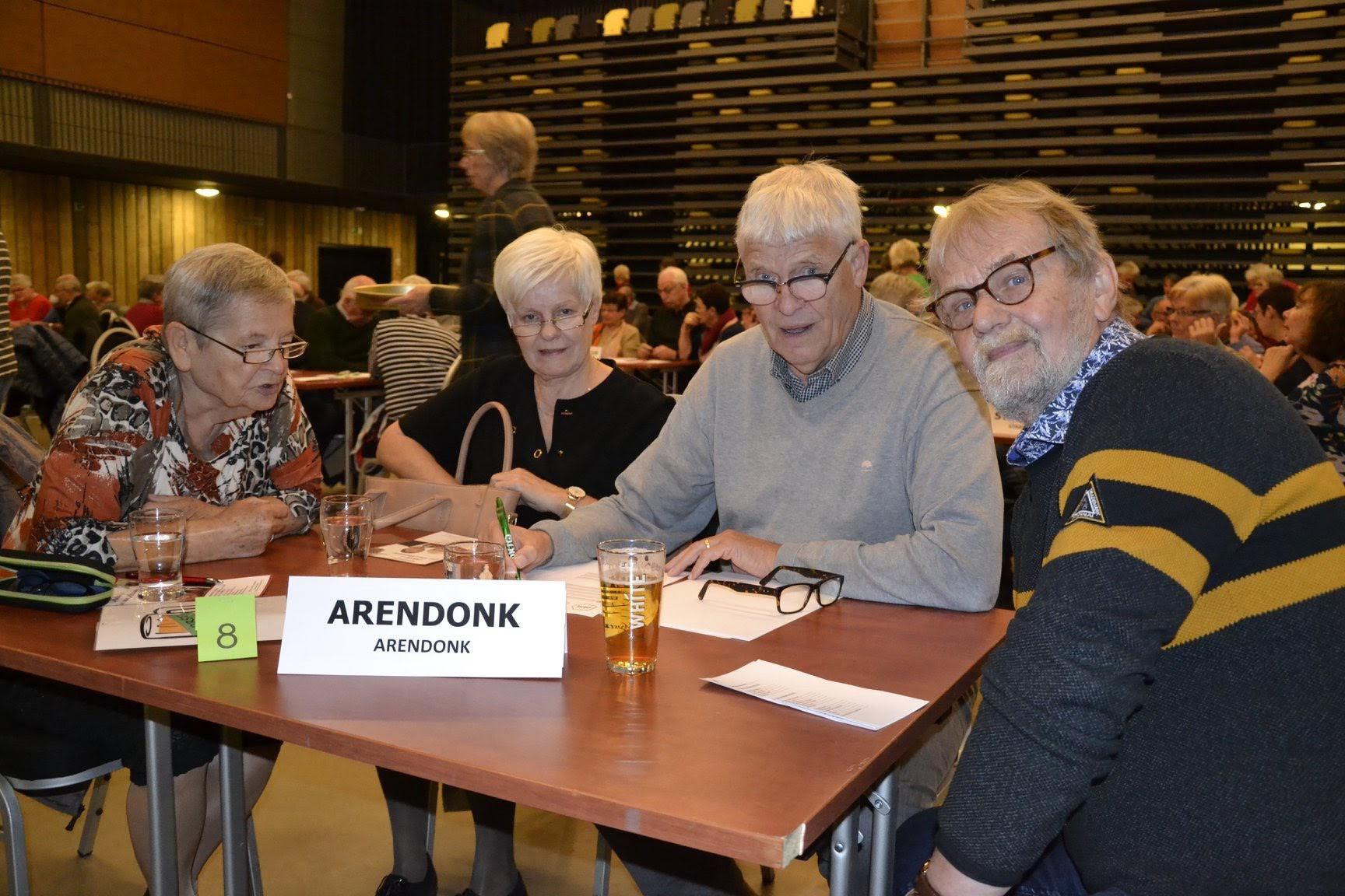 Arendonkse senioren op twee na slimste van Vlaanderen - Gazet van Antwerpen
