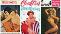 Vintage porno: Erfgoedbibliotheek stelt collectie 'vieze boekjes' tentoon