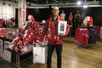 Antwerp opent tijdelijke fanshop in Wijnegem Shopping Center