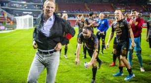 """Spelers hopen dat Vrancken in Mechelen blijft: """"Door hem zijn we één team"""""""