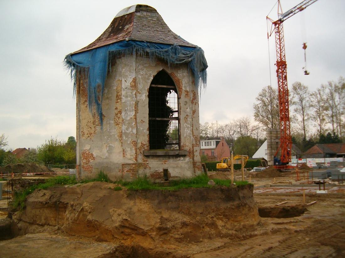 """100 jaar oude paviljoen wordt deze winter integraal opgepakt en verplaatst: """"We houden allemaal ons hart vast"""" - Gazet van Antwerpen"""