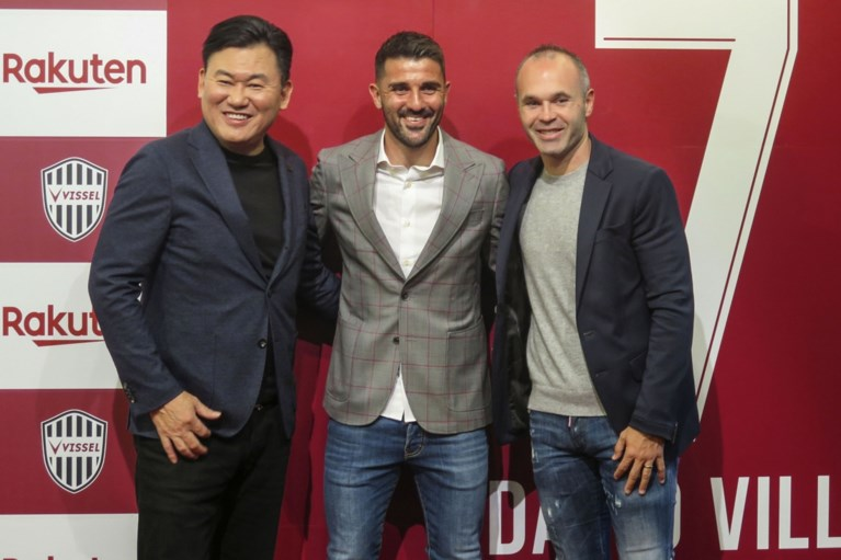 David Villa wordt clubeigenaar in de VS en zet een punt achter zijn carrière