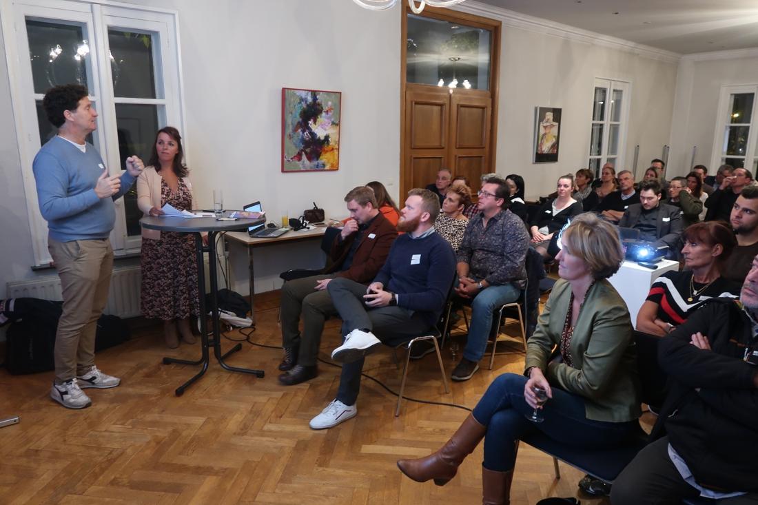 Ontmoetings- en netwerkavond horeca leidt tot werkgroep (Willebroek) - Gazet van Antwerpen
